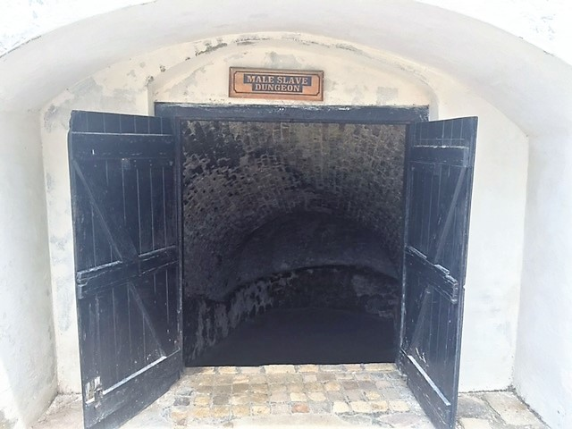 The Slave Dungeons Of Ghana